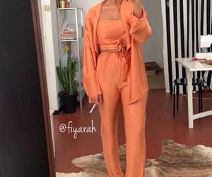 fashion style, classy woman, and stylish clothing image