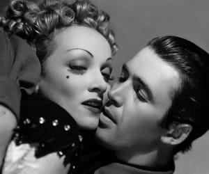 james stewart, Marlene Dietrich, and destry rides again image