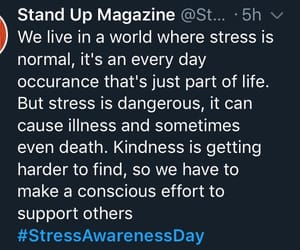 anxiety, awareness, and mental health image