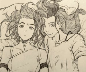 avatar, korra, and korrasami image