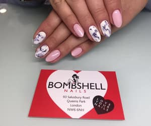 nails, style, and naildesign image