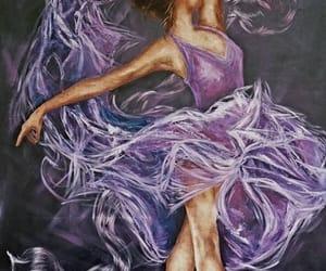arte, color, and danza image