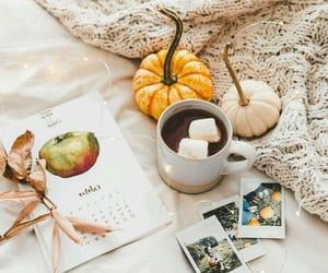 autumn, Halloween, and marshmallows image