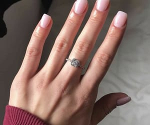 makeup, ring, and maccosmetics image