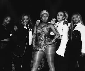 black and white, singers, and jesy nelson image