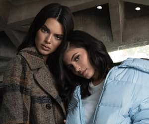 Kendall, sisters, and kylie jenner image