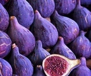 fig, purple, and tasty image
