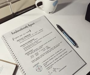 aesthetic, chemistry, and notes image