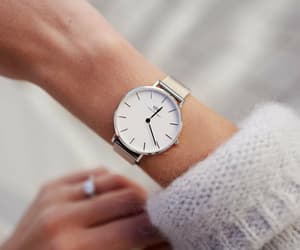 clock, fashion, and reloj image