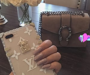 accessories, beige, and fashion image
