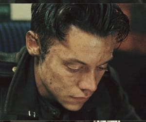film, war, and Harry Styles image