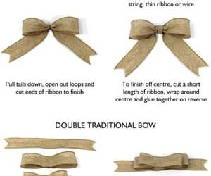 bow, idea, and perfect image