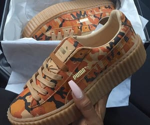 puma, shoes, and sneakers image