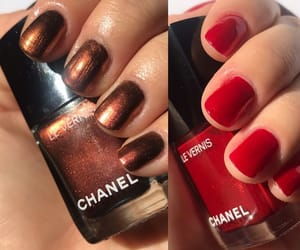 manicura, chanel, and colores image