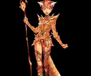 fox, outfit, and eldarya image