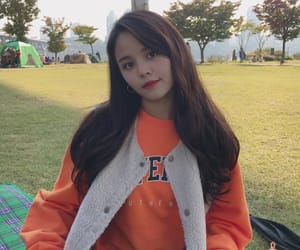 beautiful, girl, and clc image