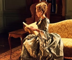 barocco, lady, and rococò image