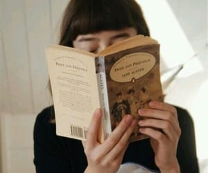 books, mood, and reading image