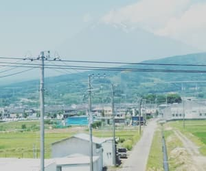countryside, japan, and nature image