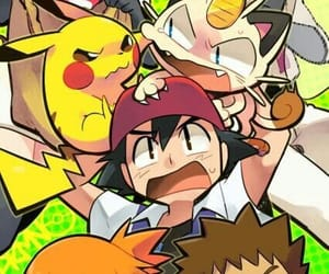 pokemon and anime image