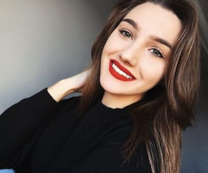 beautiful, beauty, and lip image