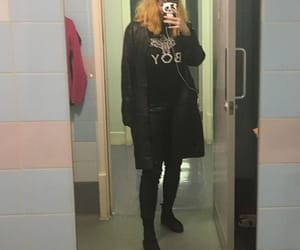 fashion, fits, and black image