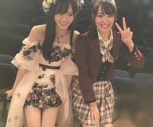 nmb48, yamamoto sayaka, and kojima karin image