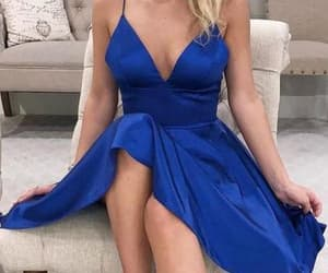 weddings, homecoming dress, and party dresses image