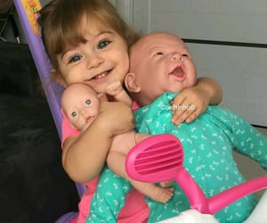 baby, crianca, and smile image