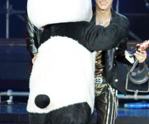 exo, chen chen, and panda image