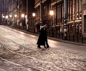 beautiful, couple, and street image