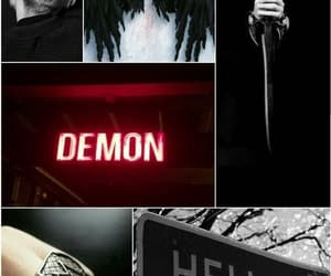 aesthetic, character, and demon image