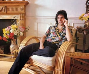 1970s, 70s, and Freddie Mercury image