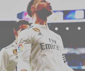 football, real madrid, and soccer image
