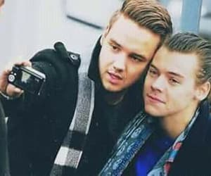 harrystyles, liampayne, and lirry image