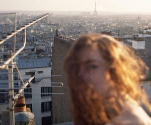 architecture, buildings, and french girl image