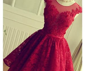 vintage prom dresses, prom dresses short, and lace homecoming dresses image