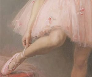 18th century, ballet, and art detail image