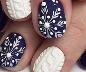blue, navy blue, and cream image