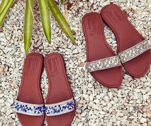 chaussures, shoes, and claquette image