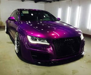 audi, color, and s7 image