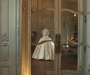 baroque, dress, and vintage image