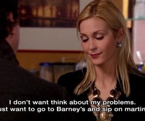 gossip girl, quote, and barneys image