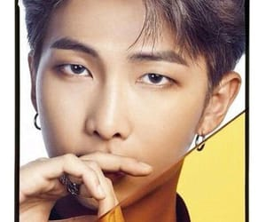 japanese, rap monster, and mv image