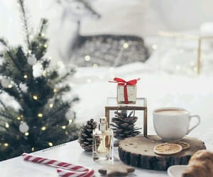 winter, christmas, and new year image