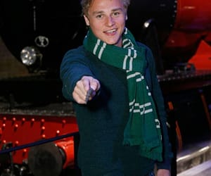 slytherin and ben hardy image