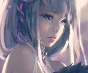 art, anime, and wlop image