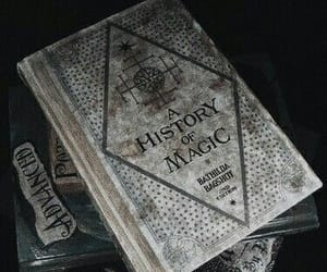 book, magic, and aesthetic image