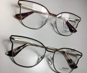 Prada, oculos de grau, and Sandy image