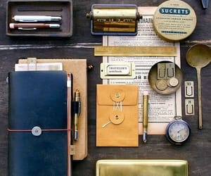 blue, journaling, and journals image